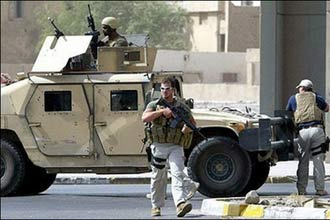 US Blackwater changes name after Iraq scandal