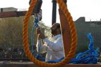 Iran hangs man sentenced to stoning: report
