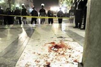 Egypt arrests three suspects over Cairo bomb