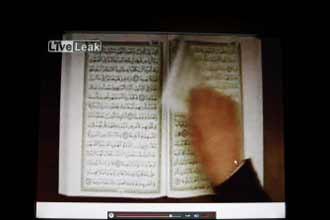 US senator screens anti-Islam film 'Fitna'