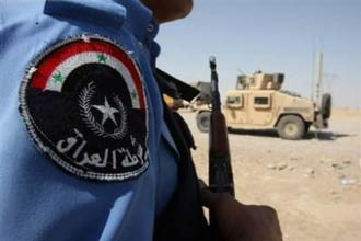 Iraq suicide bomber kills 30, wounds 57