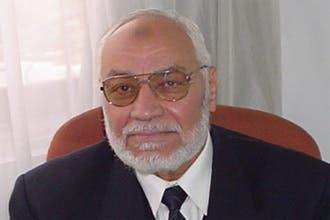 مهدي عاكف يؤكد نيته ترك موقعه كمرشد عام للإخوان نهاية 2009
