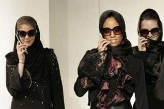 Saudi holds first fashion show for designers