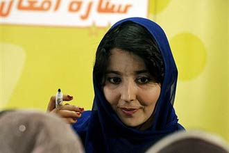 Woes of Afghan stardom include death threats