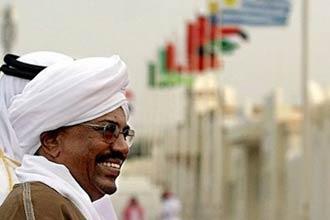 Sudan's Bashir in Qatar defying arrest warrant