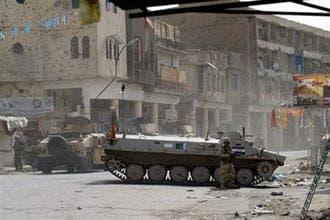 Anti-Qaeda leader's arrest triggers Iraq clashes