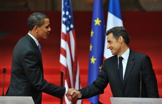 US can't fight terror alone, Obama tells Europe