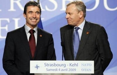 Danish PM chosen as new NATO secretary general