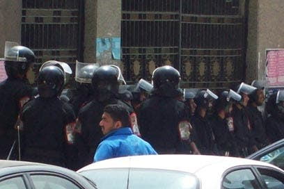 Egypt's Facebook activists 'day of anger' fizzles