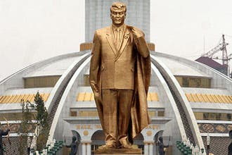 Turkmenistan to build 'Palace of Happiness'