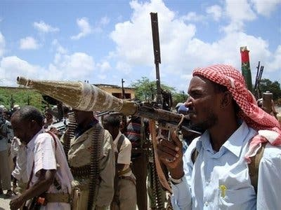 Somali parliament approves Islamic law
