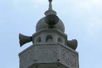 Saudi cracks down on blaring mosque speakers