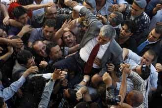 Lebanon frees four generals held in Hariri case