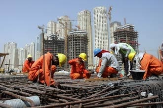 More illegal Indian workers leave Dubai