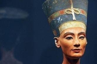 Swiss art historian claims Nefertiti bust a fake