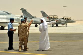 France opens first Gulf military base in UAE