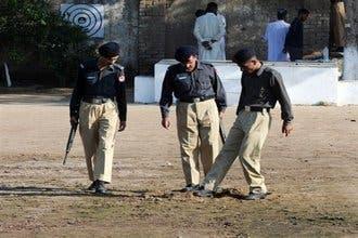 Pakistan police raid shanty dwellings in capital