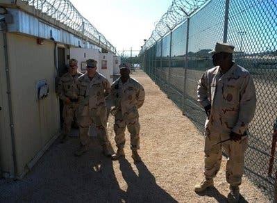 Gitmo inmates get satellite TV, Sudoku puzzles