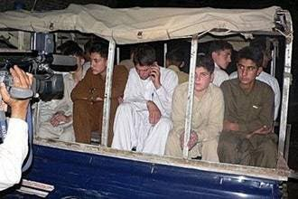 Kidnapped students rescued from Taliban captors