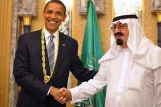 هل ترتب  قلادة الملك عبدالعزيز مكافأة مالية سنوية لأوباما