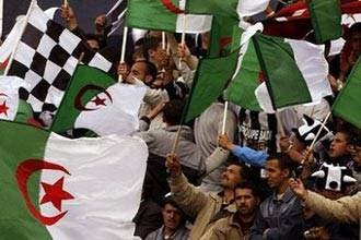 Egypt faces Algeria in tense World Cup qualifier