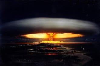 """NKorea to use nukes in """"merciless offensive"""""""