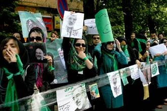 Iran election looms as battle for votes continues