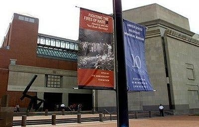 Two people shot near US Holocaust Museum