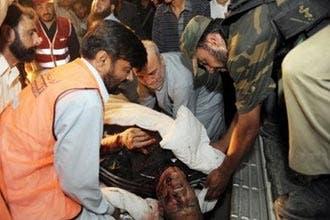 Pakistan luxury hotel bombing toll rises to 16