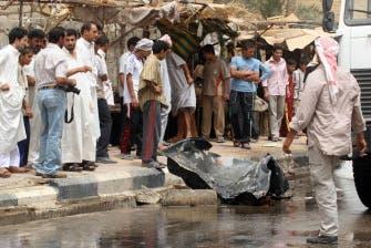 Iraqi teenager kills MP in mosque gun rampage