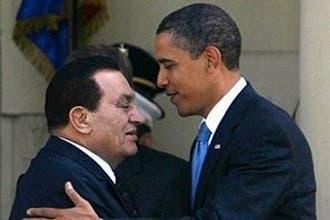 Mubarak says time is right for Arab-Israeli peace