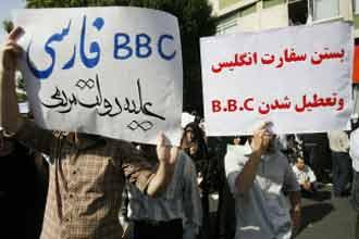 Iran accuses UK of vote sabotage, kicks out BBC