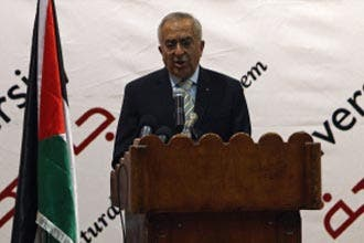 Palestinian PM calls for unity to build a state