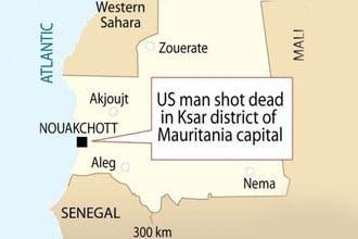 Mauritanian youth shoot dead American citizen