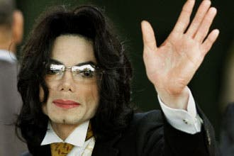 Music legend Michael Jackson dead at 50