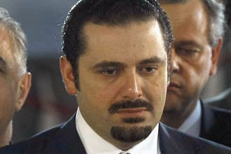 """الحريري يبدأ مشاورات تشكيل الحكومة ويحذر من """"صعوبة"""" المهمة"""