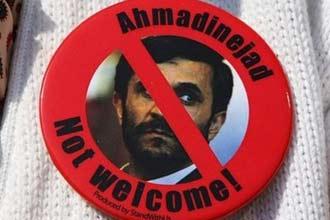 Ahmadinejad's family dispute over Iran elections