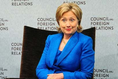[TRANSCRIPT] Clinton's CFR foreign policy address