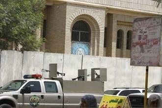 Robbers net $3.8 mln in deadly Baghdad heist