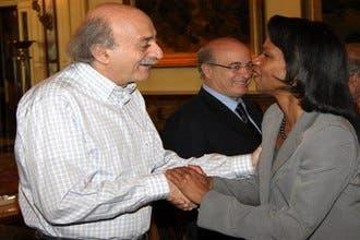 Jumblatt turns Lebanese politics on its head