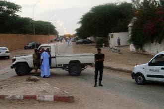 Mauritanian suicide bomber bombs embassy