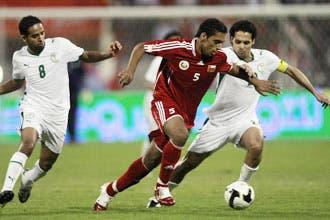 المنتخب العُماني يتغلب على نظيره السعودي بهدفين في مباراة ودية