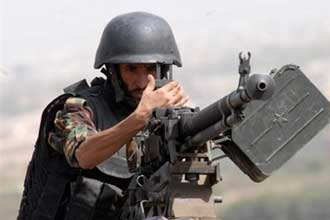 Yemen seizes Iranian-made arms in rebel caches