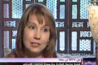 كريستيان باركر.. قصة نجمة تلفزيونية ألمانية أعلنت إسلامها