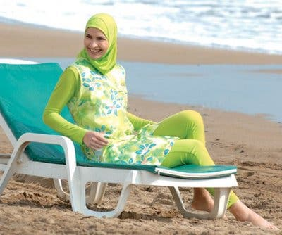 Norway allows burkini swimsuits in city pools