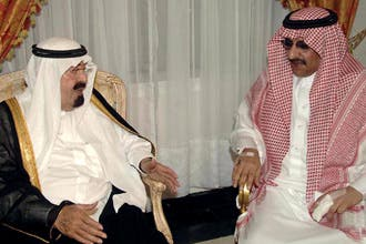 اهتمام إعلامي كبير بحديث الملك عبدالله إلى الأمير محمد بن نايف