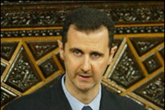 """Syria's Assad slams Iraq over """"immoral"""" charges"""