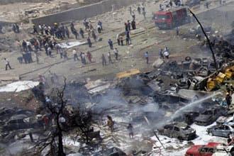 مجلس الأمن يبحث تشكيل هيئة تحقيق بتفجيرات الأربعاء في العراق