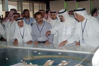 خادم الحرمين الشريفين يفتتح اليوم جامعة الملك عبد الله للعلوم