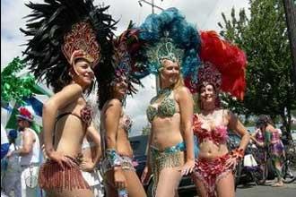 Samba spurned in Lebanese Muslim town